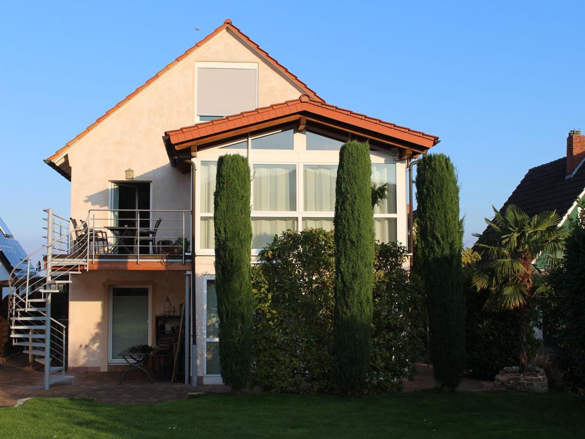 Ferienwohnung Haus \