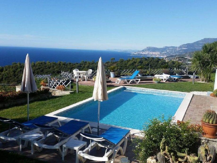 Ferienwohnung am Meer Italien