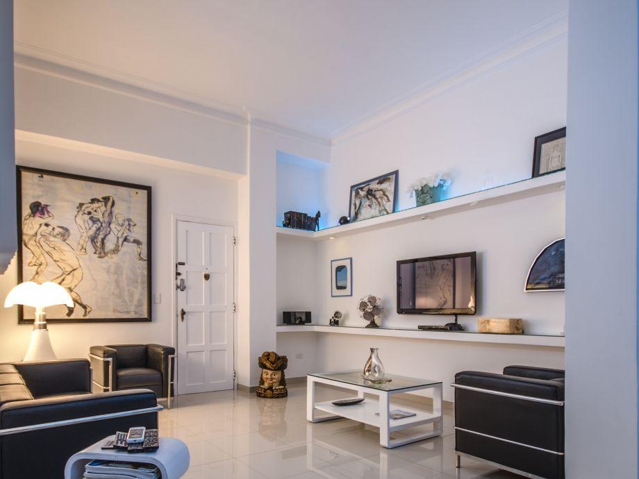 Ausstattung Apartment Vista