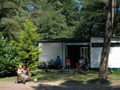 im Ferienpark De Witte Wieven