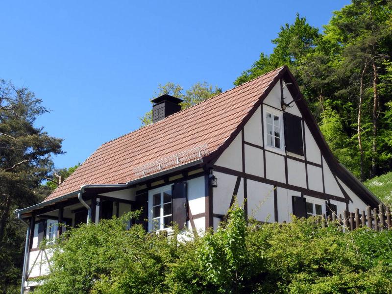 Ferienhaus Linnehus am Diemelsteig