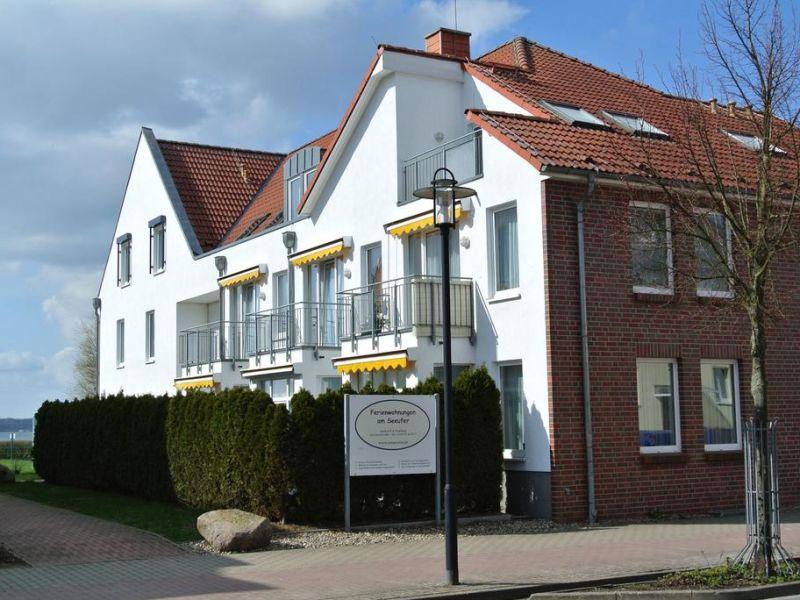 Holiday apartment 2Zi FeWo Müritzblick
