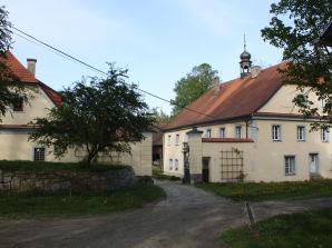 """Ferienwohnung in alter Mühle - """"Vodolenka"""""""