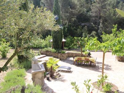 Landhaus 0235 Mas du Barroux 8p. Le Barroux, Vaucluse