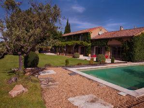 Cottage Landhaus 0245 Mas de la Violine 6P. Violès, Vaucluse