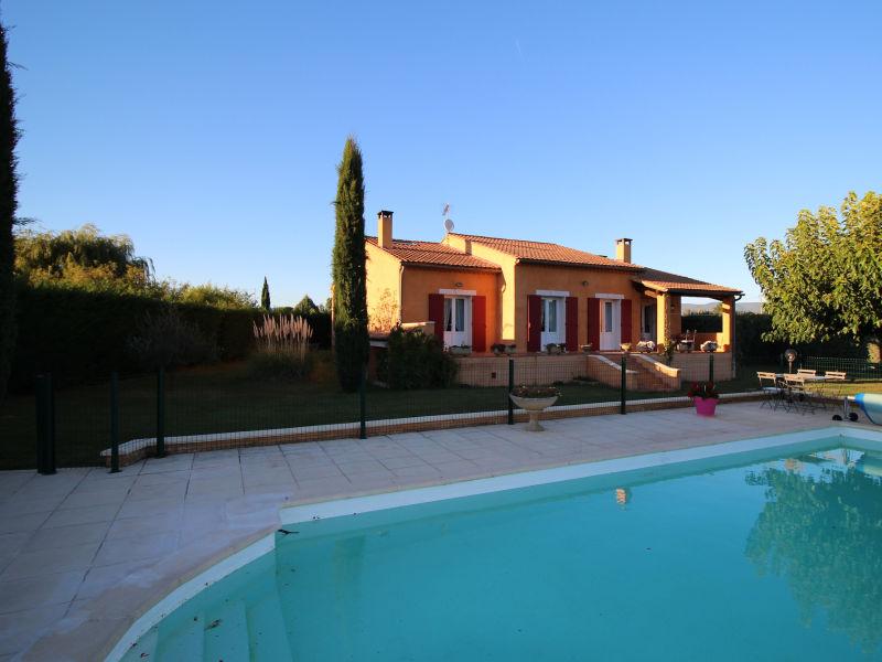 Holiday house 0249 Les Chênes Blancs, 6P. Apt Luberon, Vaucluse