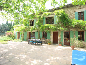 Holiday house 0298 La Cesta, 8P. Noves, Alpilles