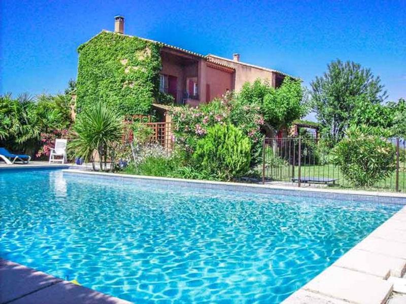 Ferienhaus 0330 Les Tourterelles, 8P. Courthézon, Vaucluse