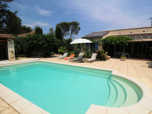 Villa 0113 Mas Blanc, 6P. Orgon, Bouches-du-Rhône