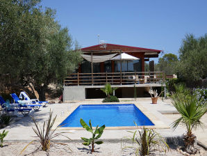 Ferienhaus E005 L'Olivera 8P. L'Ampolla, Costa Dorada