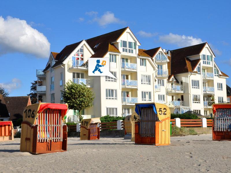 Ferienwohnung Strandhotel 26