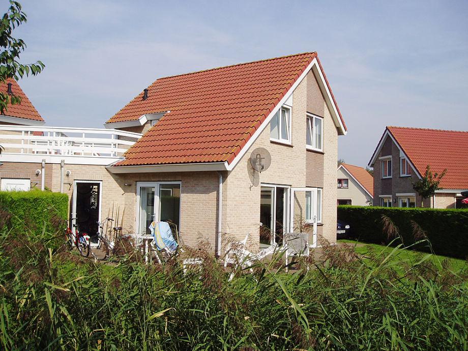 Das Haus von der Sonnenseite