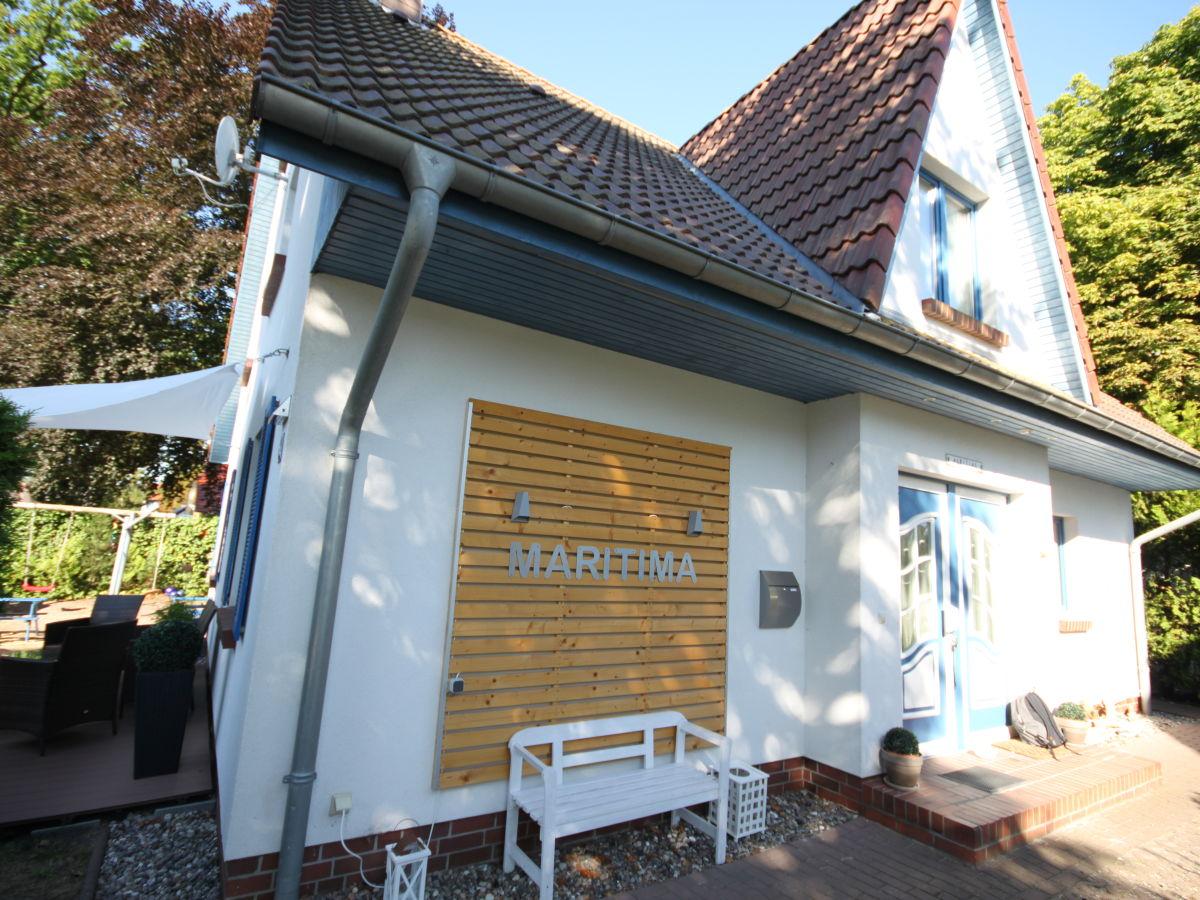 Ferienhaus haus-maritima.de, Ostseebad Prerow, Fischland Darß Zingst ...