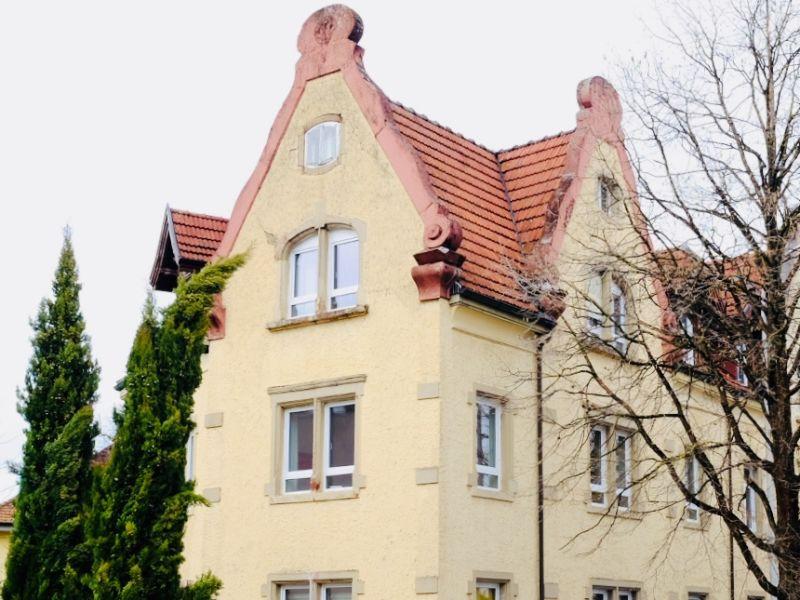 Ferienwohnung Haus zum Rosentor