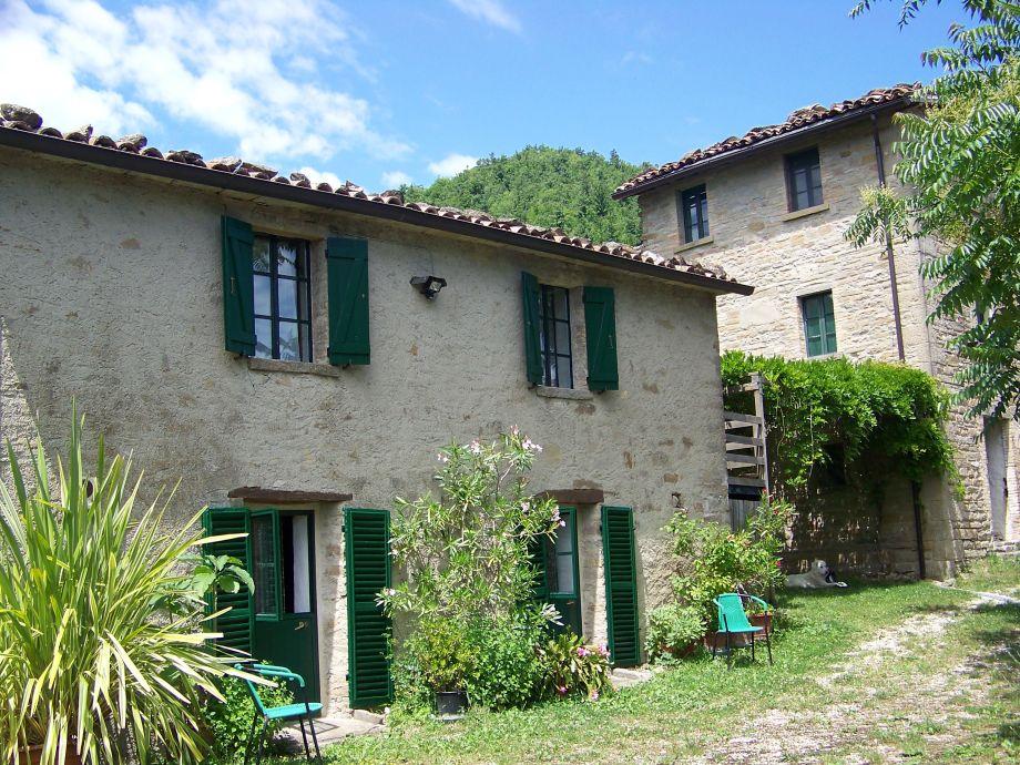 Ferienhaus Casa Piccolo - Ausenansicht
