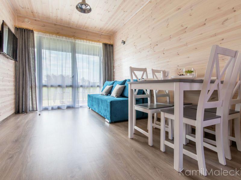 Ferienhaus Apartament w domku drewnianym Amelia