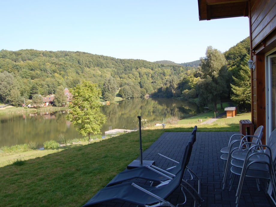 Traumhaus am see  Ferienhaus Traumhaus am See, Eifel - Herr Philipp Bode