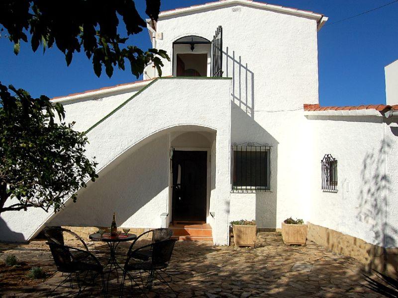 Ferienhaus Casa Moreras, am Kanal