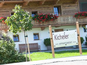 Apartment Zillertal auf dem Kichelerhof
