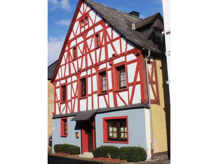 Denkmalgeschütztes Ferienhaus von 1715 in Herrstein