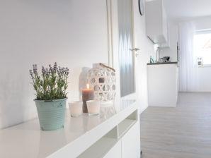Ferienwohnung Döspaddel im Haus Nordseestrand