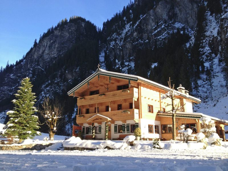 Chalet Alpenhaus Lacknerbrunn