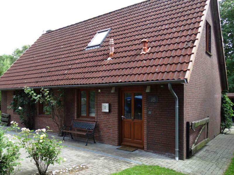 Ferienhaus Lütt Grachtenhus