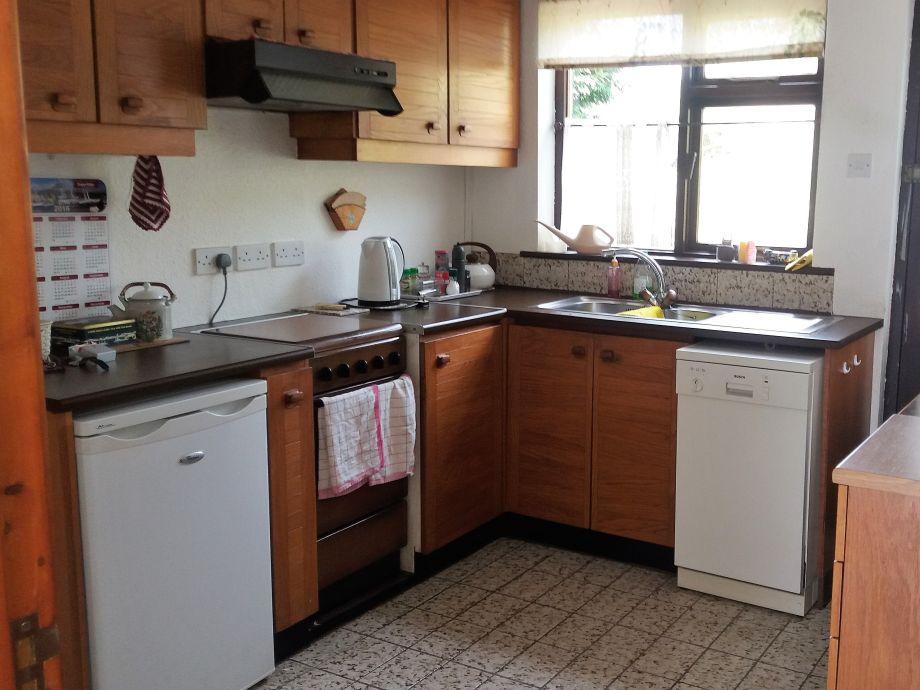 Küche Spühlmaschine ~ ferienhaus heathmount bungalow, cork, kerry frau gabriele schmidt