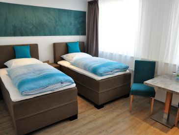 Apartment am Freizeitpark mit Einzelbetten