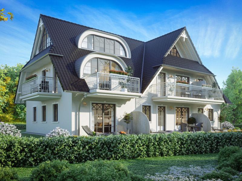 Ferienwohnung Ankerstek in der Villa Seezeichen