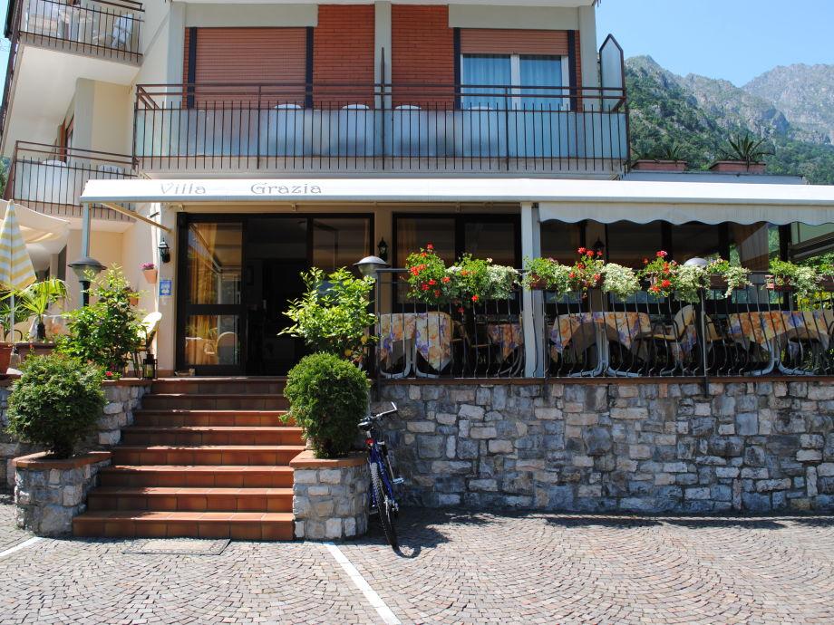 Außenaufnahme Villa Grazia