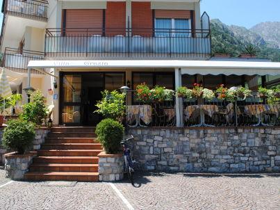 und Pension Villa Grazia
