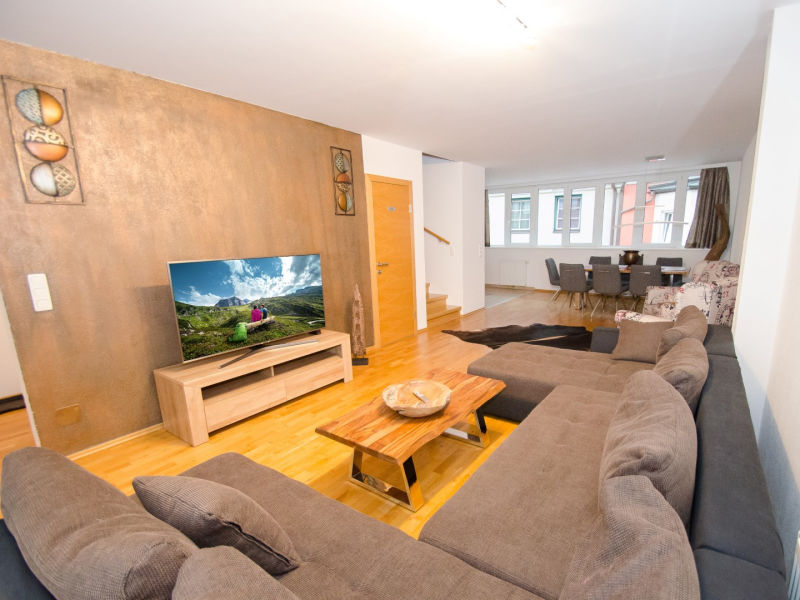 Apartment Penthouse SEVEN in the heart of Zell am See