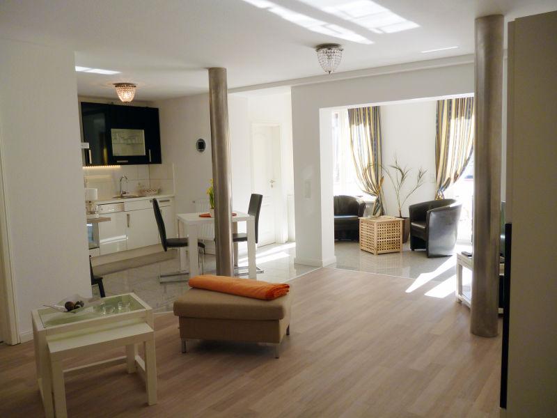Ferienwohnung Apartment 16A EG Wohnpark Am Seedeich