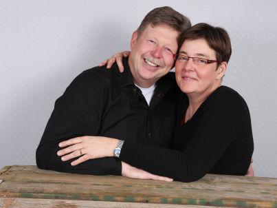 Ihr Gastgeber Gertrud und Joachim Steffens