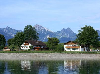 Hohenadl am See - Ferienwohnung Enzian