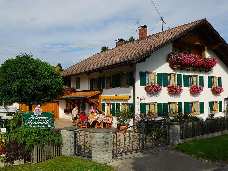 Ferienhaus Hohenadl am See - Ferienwohnung Enzian