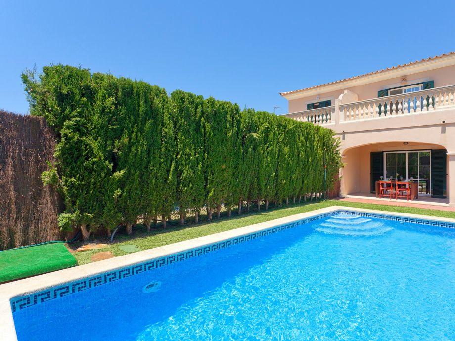 Außenaufnahme Villa Maioris