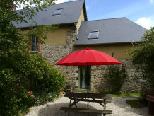 Holiday cottage La Mare aux Fées