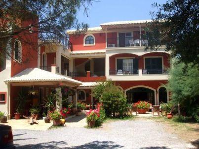 """in der """"Villa Maria"""""""