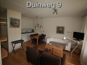 Ferienwohnung Zuiderstrand Duinweg 9