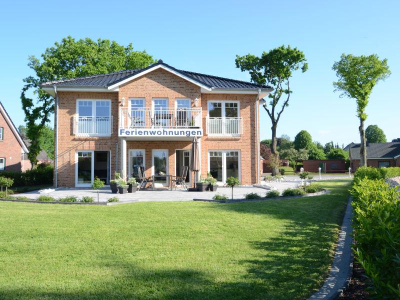 Ferienwohnung Villa Kanalblick, obere Wohnung