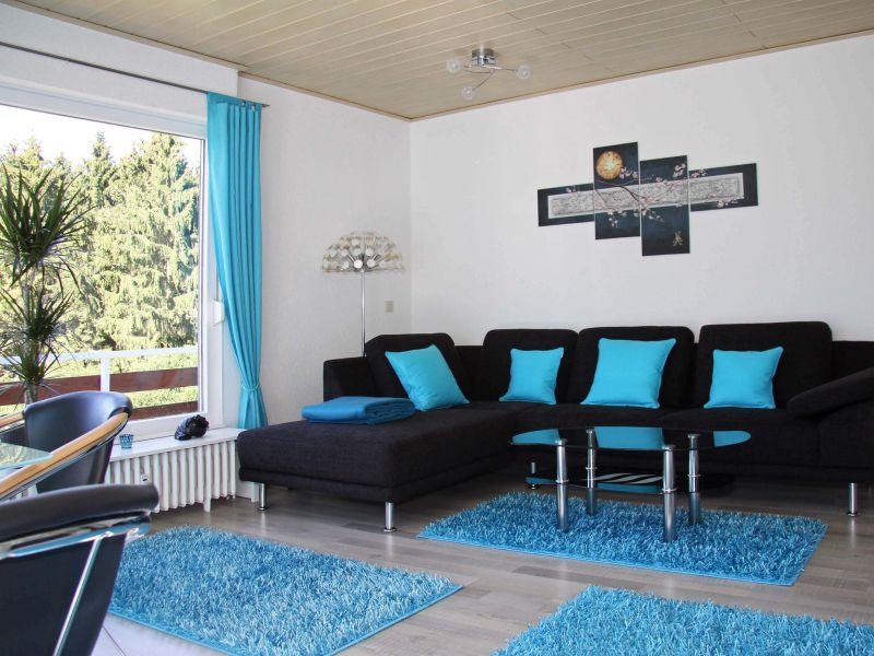Ferienwohnung Waldblick 1 (84 m²)