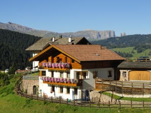 Ferienwohnung App. Dolores - Ihr Urlaubsziel in Wolkenstein