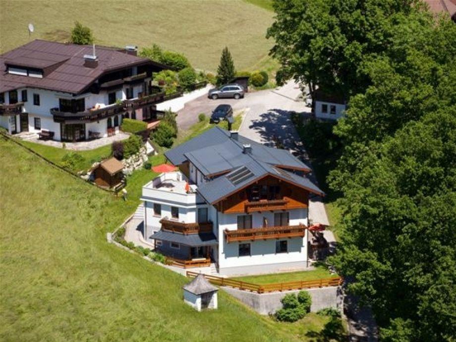 Ihr Ferienhaus mitten im grünen