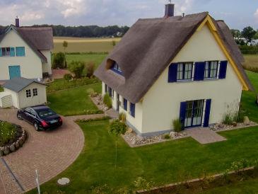Ferienhaus Lachmöwe mit Ostseeblick
