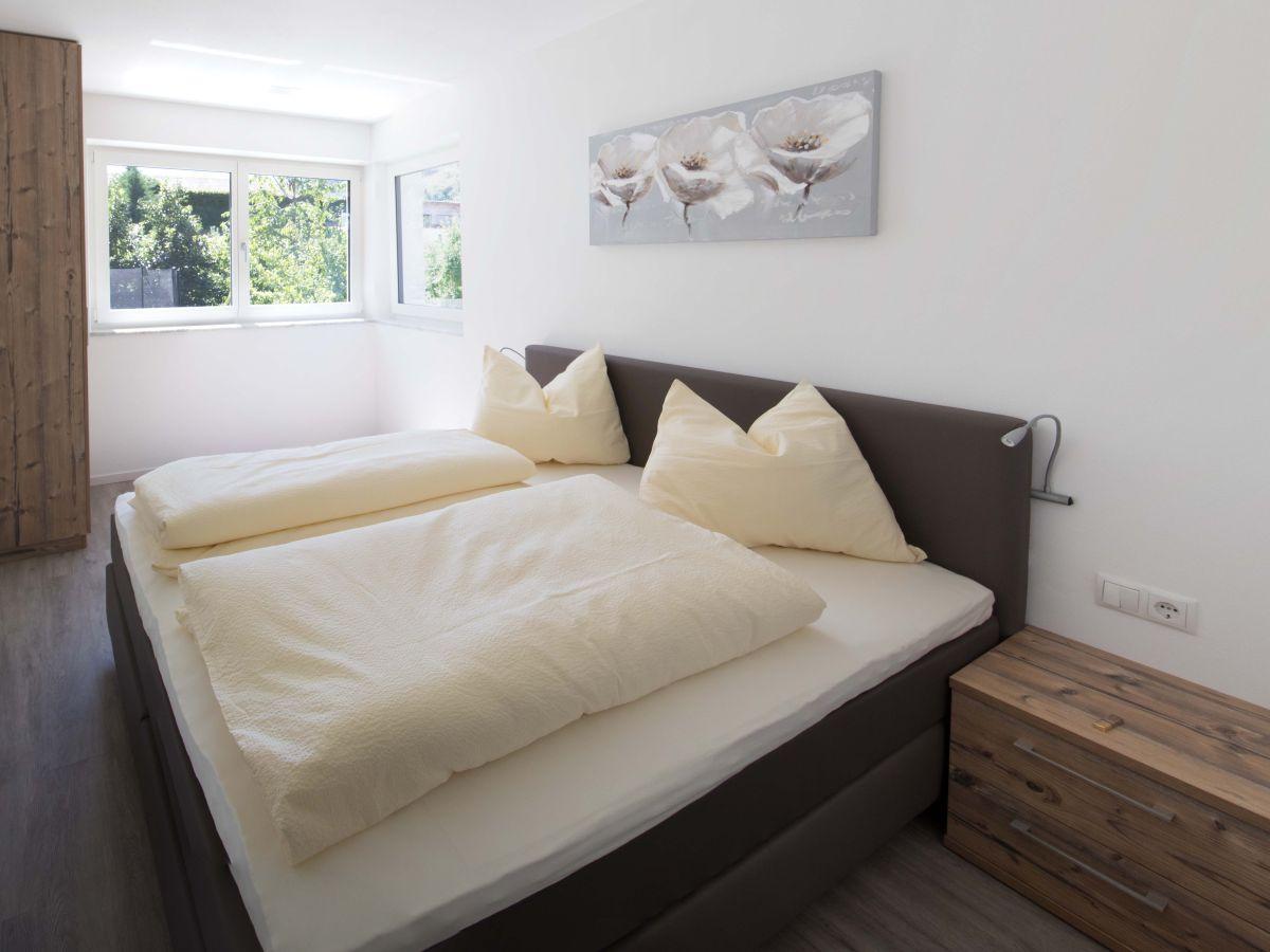 Neue ferienwohnung lena lana firma larcherhof frau - Panoramabild schlafzimmer ...