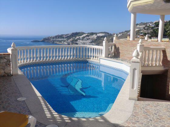 Ferienwohnung casa vista hermosa andalusien almunecar costa del sol herr wilhelm herber - Casa plus malaga ...