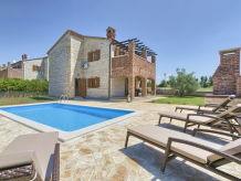 Villa Villa Saša - private tennis court and pool