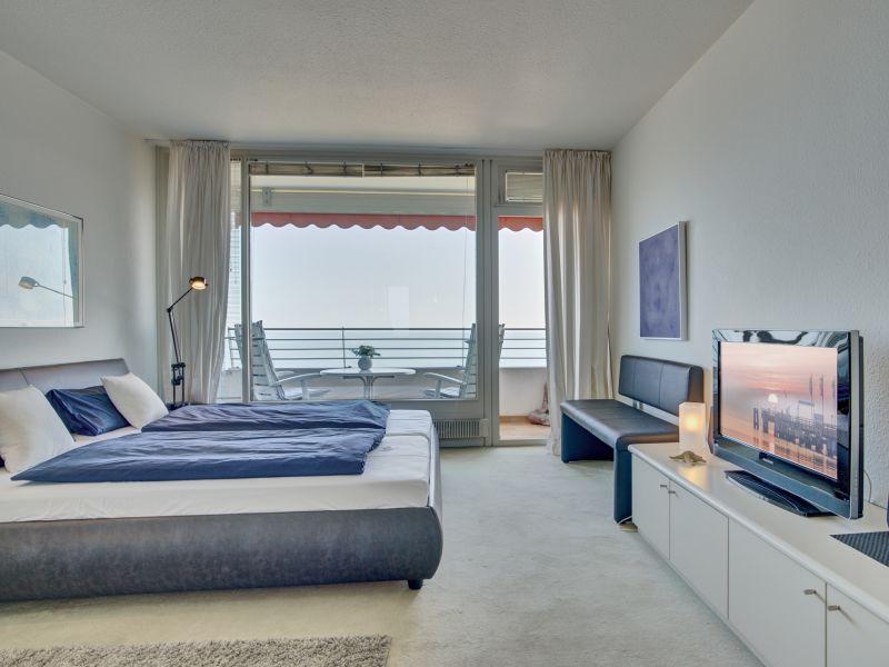 Ferienwohnung Maritim-48 · Maritim Clubhotel mit Meerblick